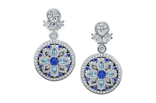 Perhiasan Anting Diamond Paling Mahal